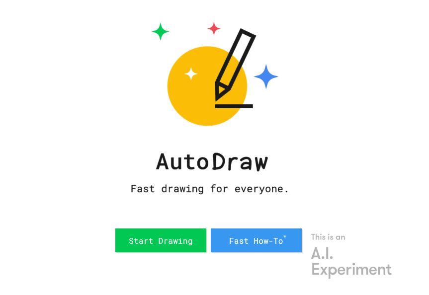 落書きが一瞬でプロの絵に。Googleの自動お絵かきAI「AutoDraw」が超楽しい