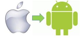 iPhoneからAndroidへ データはどう移行すればいい?