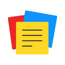 保存したメモをピンチ操作でグルーピングできるノートアプリ「NOTEBOOK」